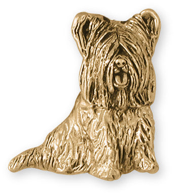 Skye Terrier Charms And Skye Terrier Jewelry