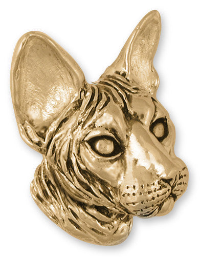 Sphynx Cat Jewelry And Sphynx Cat Charms