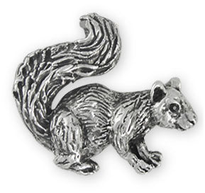 squirrel charms and jewelry