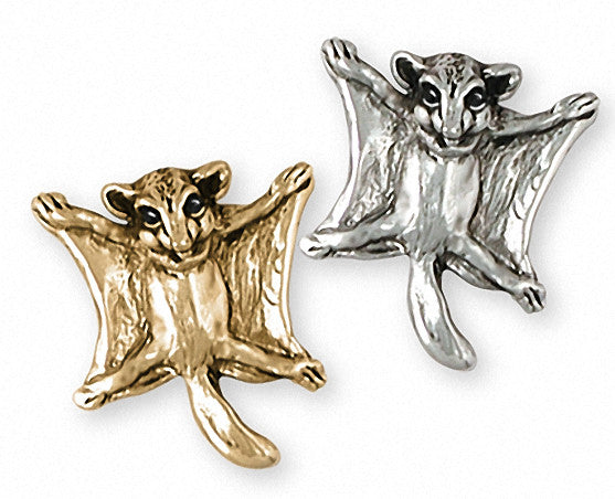 Sugar Glider Charms And Jewelry