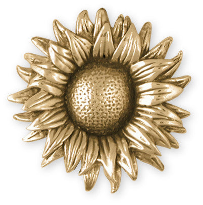 sunflower jewelry and sunflower charms