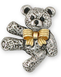 Teddy bear jewelry