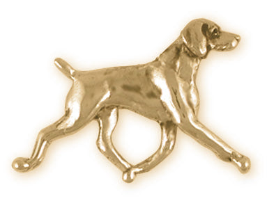 weimaraner charms and jewelry
