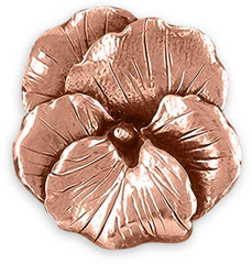 pansy jewelry pansy charms