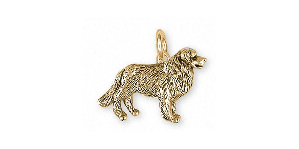 Bernese Mountain Dog Charms Bernese Mountain Dog Charm 14k Gold Dog Jewelry Bernese Mountain Dog jewelry