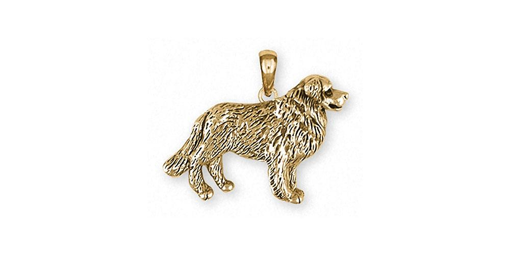 Bernese Mountain Dog Charms Bernese Mountain Dog Pendant 14k Gold Dog Jewelry Bernese Mountain Dog jewelry