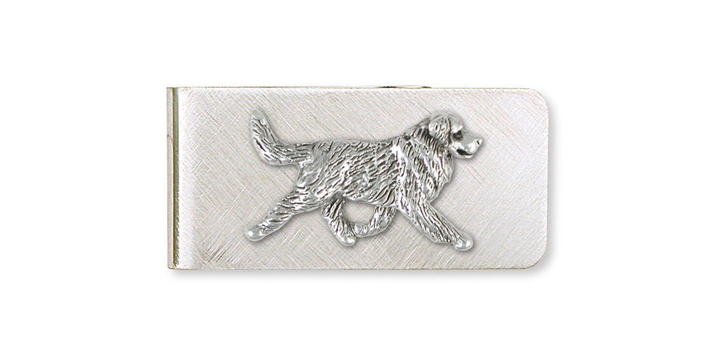 Bernese Mountain Dog Charms Bernese Mountain Dog Money Clip Sterling Silver Dog Jewelry Bernese Mountain Dog jewelry
