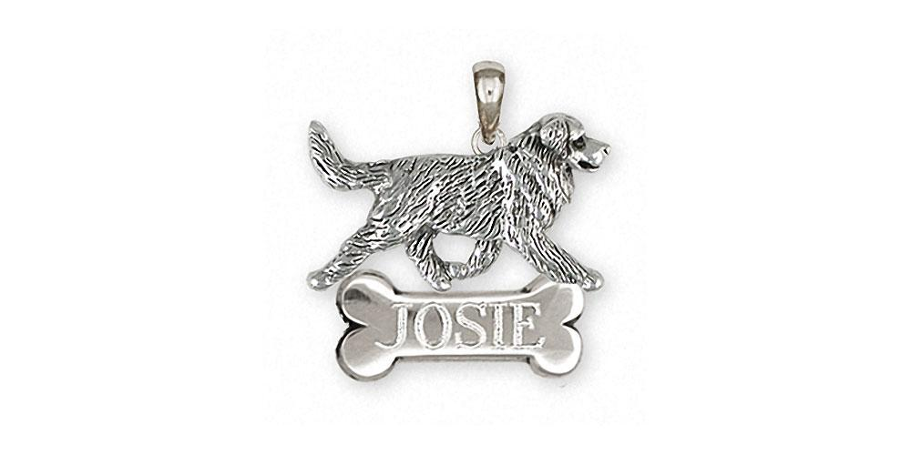Bernese Mountain Dog Charms Bernese Mountain Dog Pendant Sterling Silver Dog Jewelry Bernese Mountain Dog jewelry