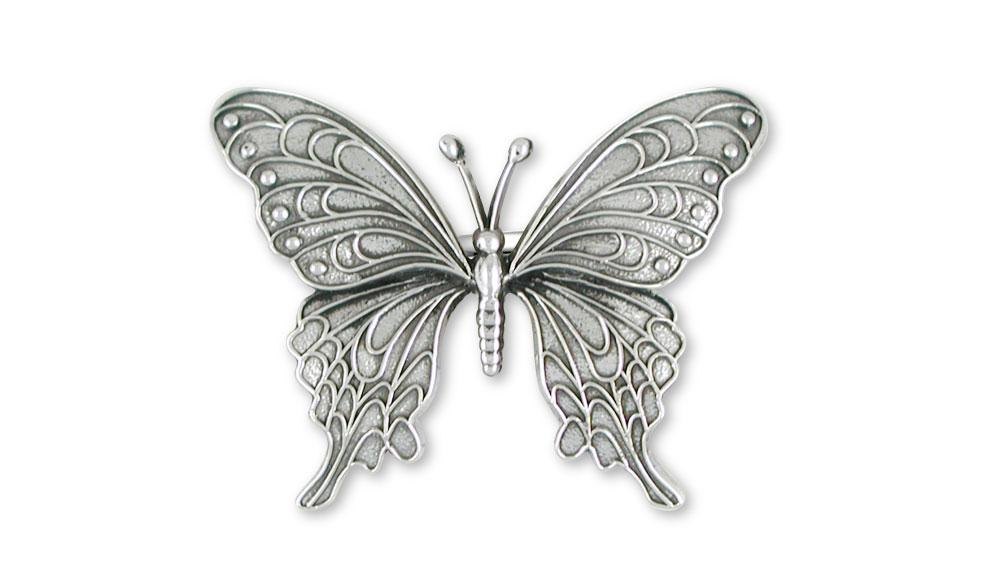 Butterfly Charms Butterfly Ring Sterling Silver Butterfly Jewelry Butterfly jewelry
