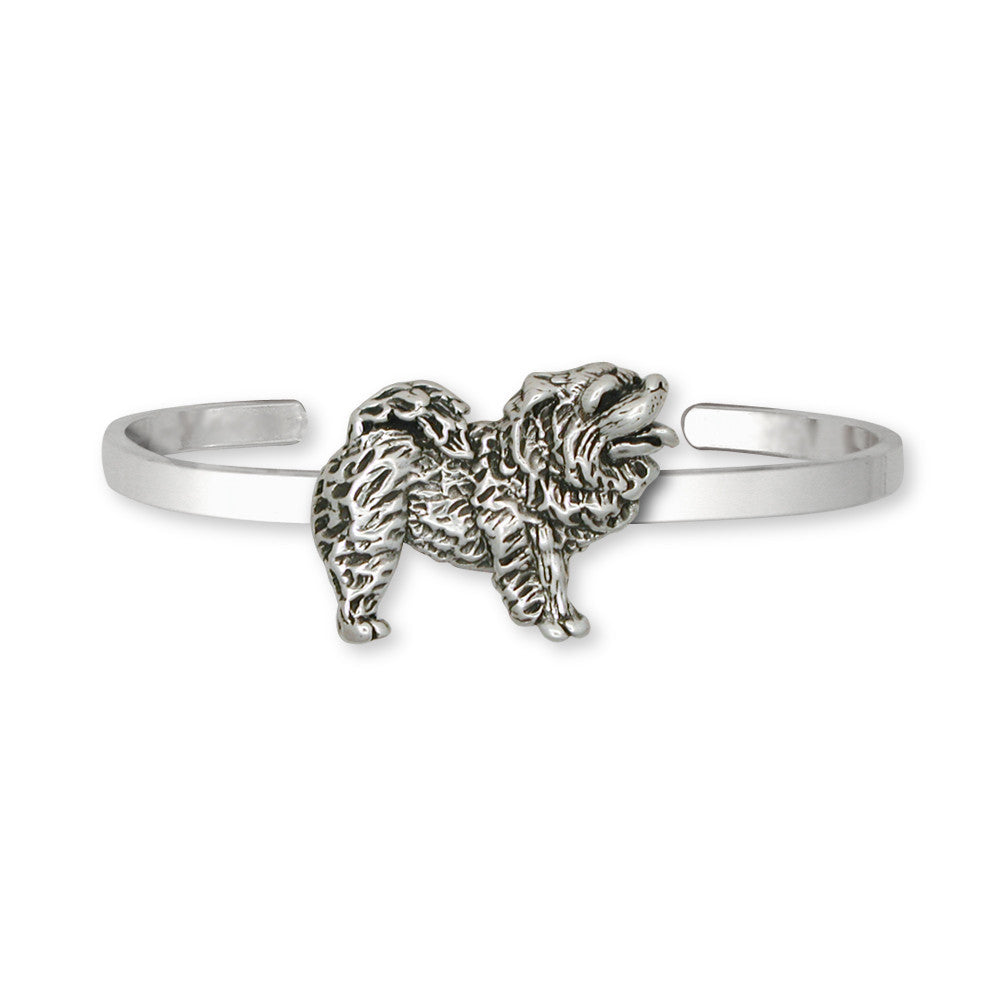Chow Chow Charms Chow Chow Bracelet Sterling Silver Dog Jewelry Chow Chow jewelry