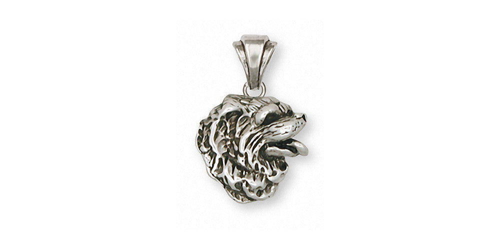Chow Chow Charms Chow Chow Pendant Sterling Silver Dog Jewelry Chow Chow jewelry