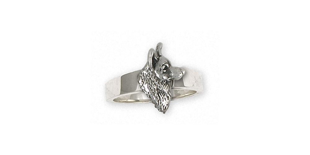 Corgi Charms Corgi Ring Sterling Silver Dog Jewelry Corgi jewelry