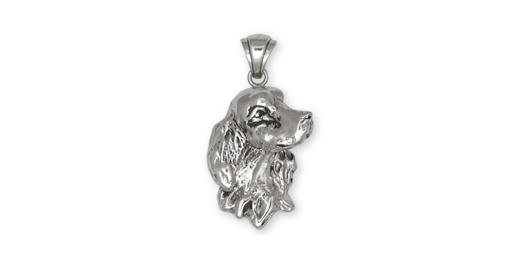 Irish Setter Charms Irish Setter Pendant Sterling Silver Dog Jewelry Irish Setter jewelry