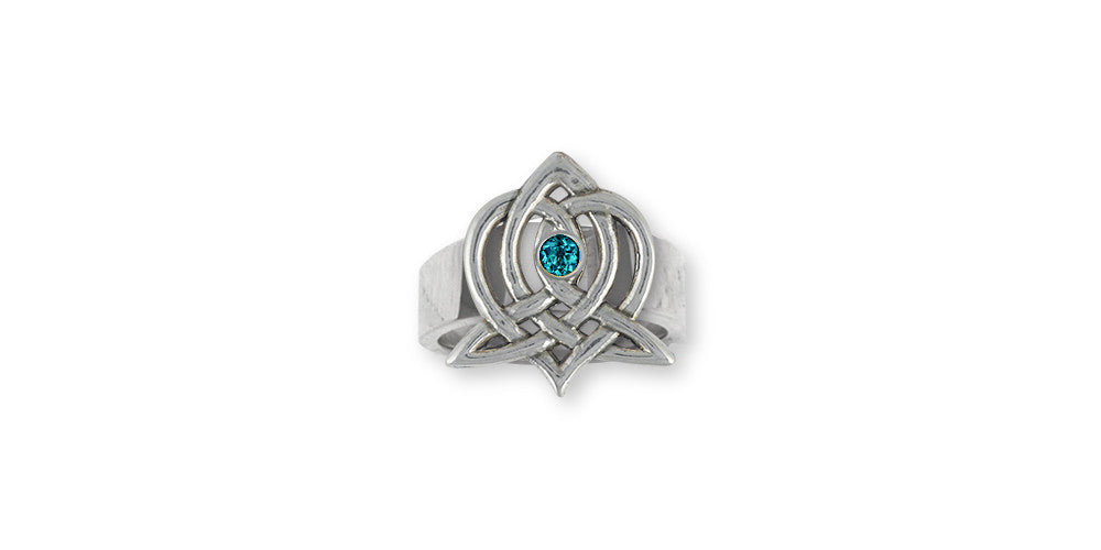 Sister Celtic Knot Charms Sister Celtic Knot Ring Sterling Silver Celtic Knot Jewelry Sister Celtic Knot jewelry