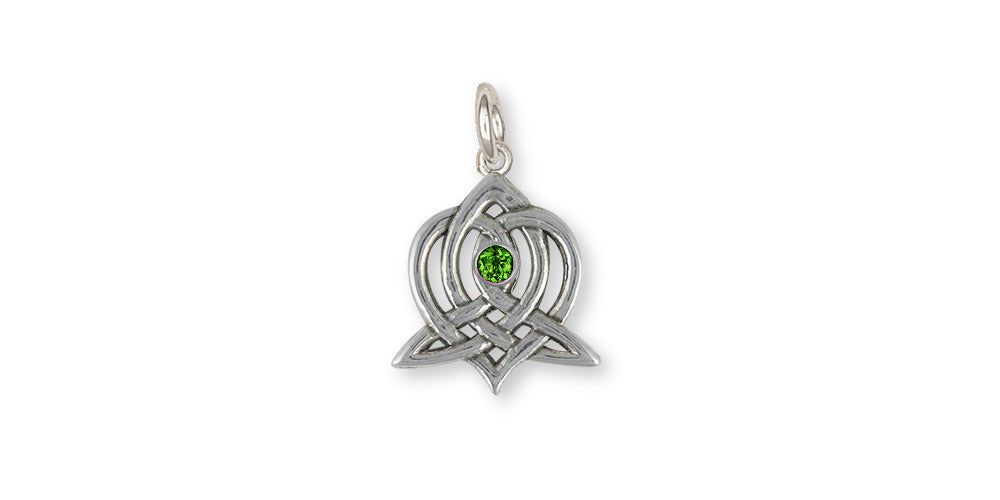 Sister Celtic Knot Celtic Knot Charm Sterling Silver Esquivel And