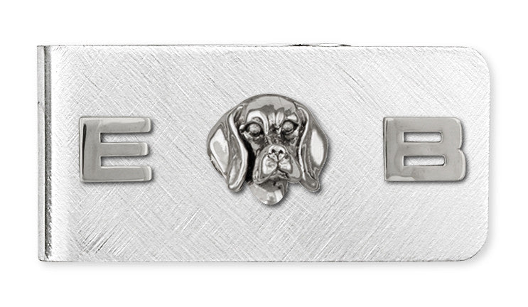 Beagle Dog Money Clip Jewelry   DG10-MC