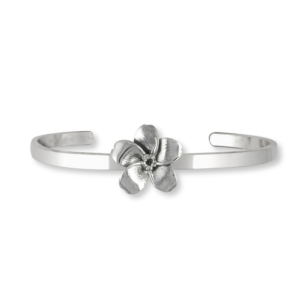 Forget Me Not Charms Forget Me Not Bracelet Sterling Silver Flower Jewelry Forget Me Not jewelry