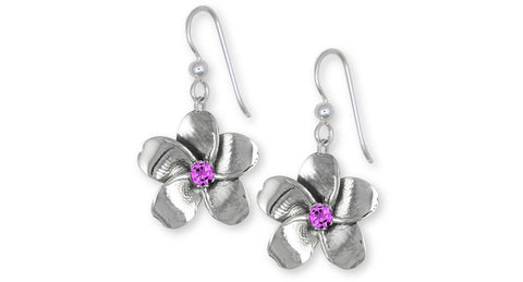 d9f08ae26 Forget Me Not Charms Forget Me Not Earrings Sterling Silver Forget Me Not  Birthstone Jewelry Forget