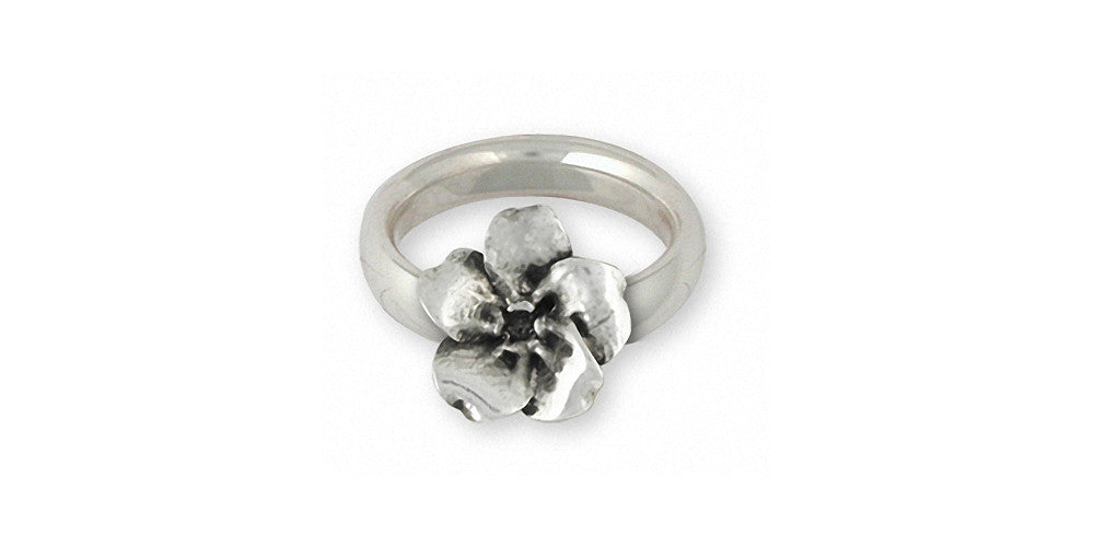 Forget Me Not Charms Forget Me Not Ring Sterling Silver Flower Jewelry Forget Me Not jewelry