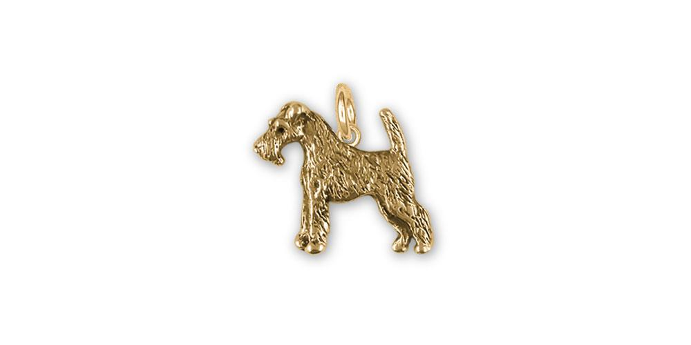 Fox Terrier Charms Fox Terrier Charm 14k Gold Fox Terrier Jewelry Fox Terrier jewelry