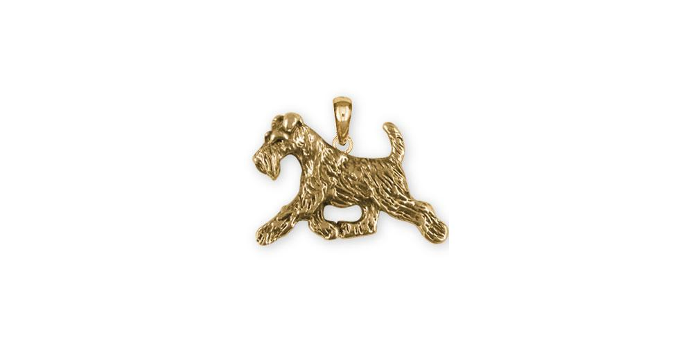Fox Terrier Charms Fox Terrier Pendant Gold Vermeil Fox Terrier Jewelry Fox Terrier jewelry