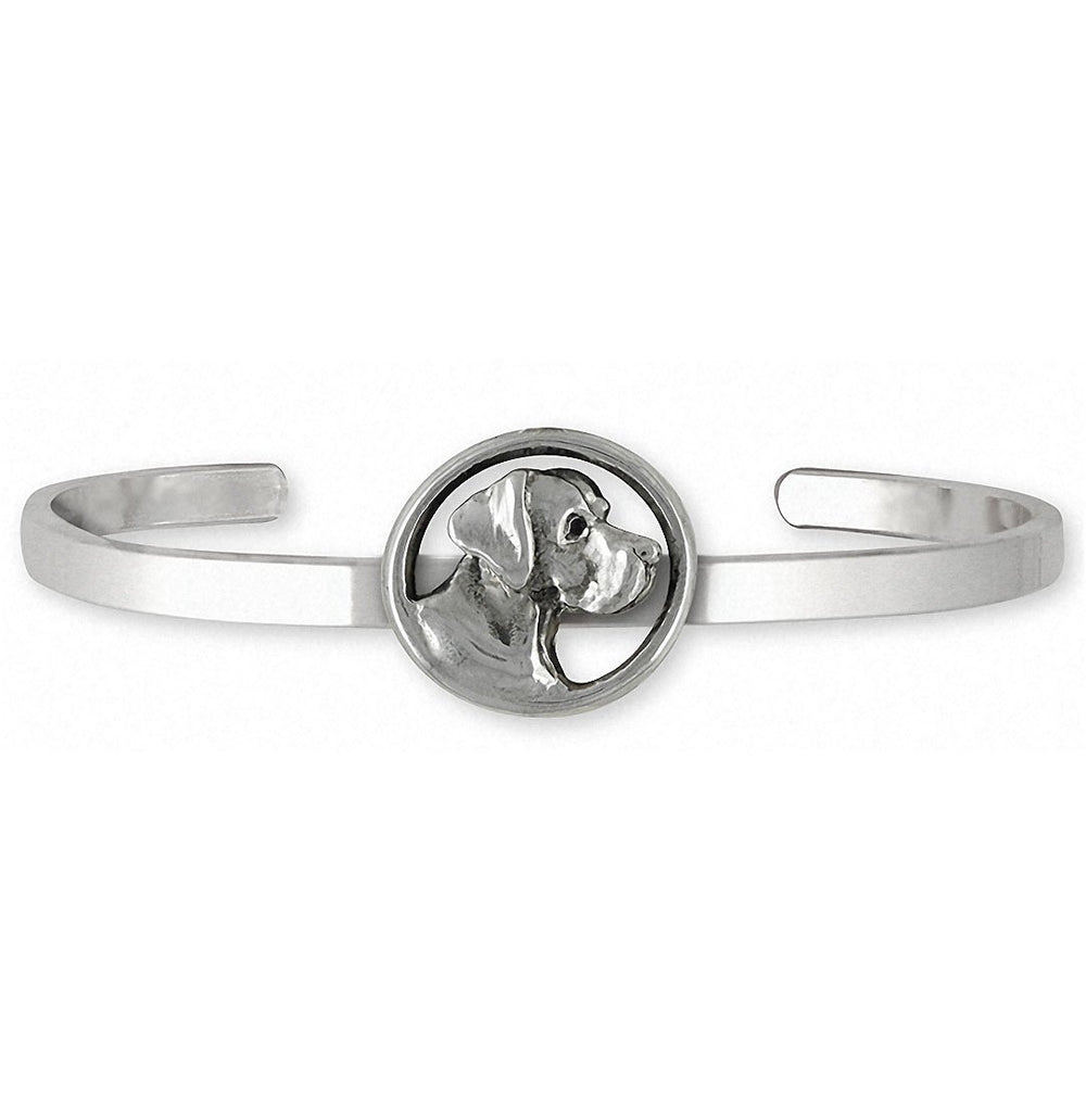 Great Dane Charms Great Dane Bracelet Sterling Silver Dog Jewelry Great Dane jewelry