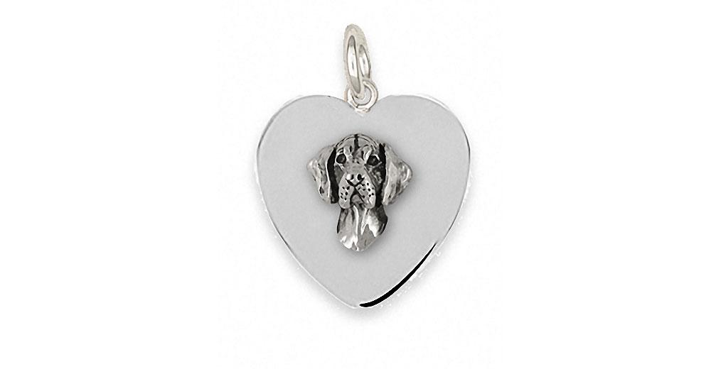 Great Dane Charms Great Dane Charm Sterling Silver Dog Jewelry Great Dane jewelry