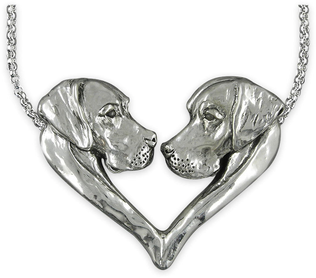 Great Dane Charms Great Dane Pendant Sterling Silver Great Dane Jewelry Great Dane jewelry