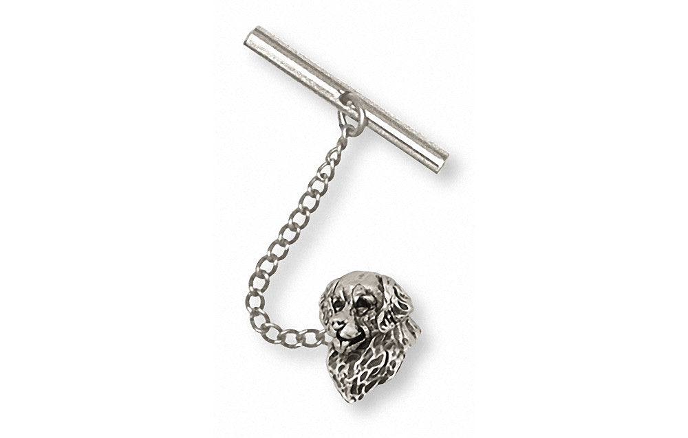 Golden Retriever Charms Golden Retriever Tie Tack Sterling Silver Dog Jewelry Golden Retriever jewelry