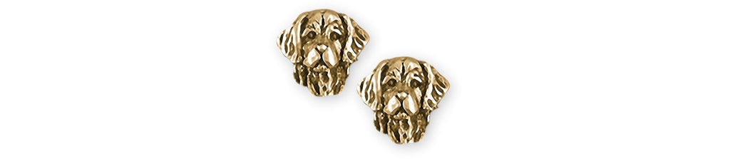 Golden Retriever Charms Golden Retriever Earrings Sterling Silver Golden Retriever Jewelry Golden Retriever jewelry