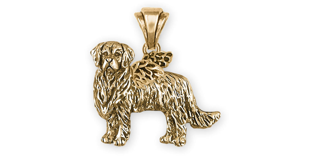 Golden Retriever Charms Golden Retriever Pendant 14k Gold Golden Retriever Jewelry Golden Retriever jewelry