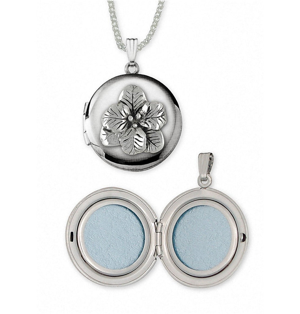 Gladiolus Charms Gladiolus Photo Locket Sterling Silver Flower Jewelry Gladiolus jewelry