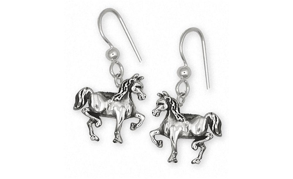 Horse Charms Horse Earrings Sterling Silver Horse Jewelry Horse jewelry