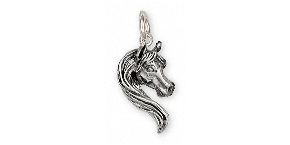 Horse Charms Horse Charm Sterling Silver Horse Jewelry Horse jewelry