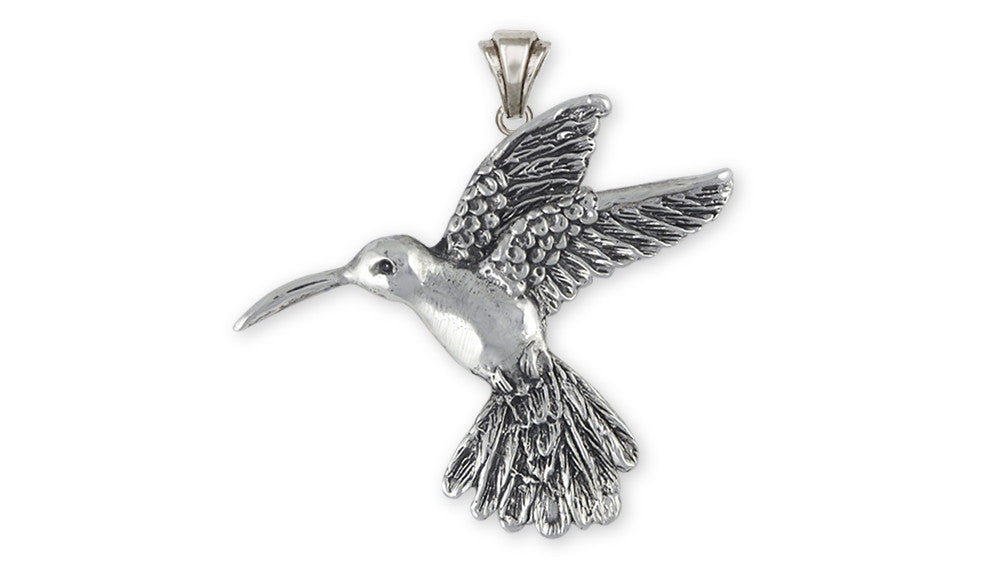 pendant lisa jewellery ladies in hummingbird silver necklace angel