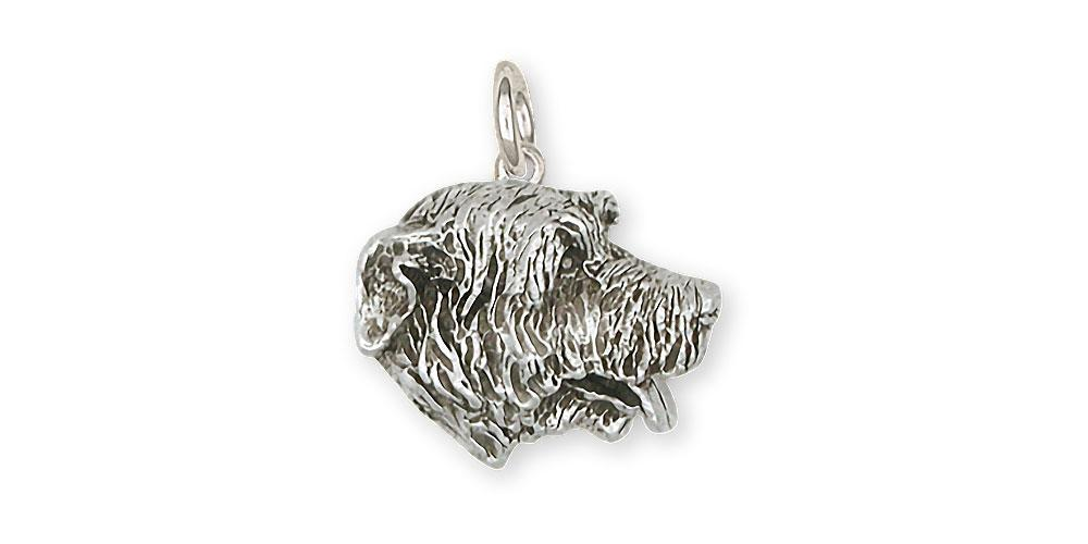 Irish Wolfhound Charms Irish Wolfhound Charm Sterling Silver Dog Jewelry Irish Wolfhound jewelry