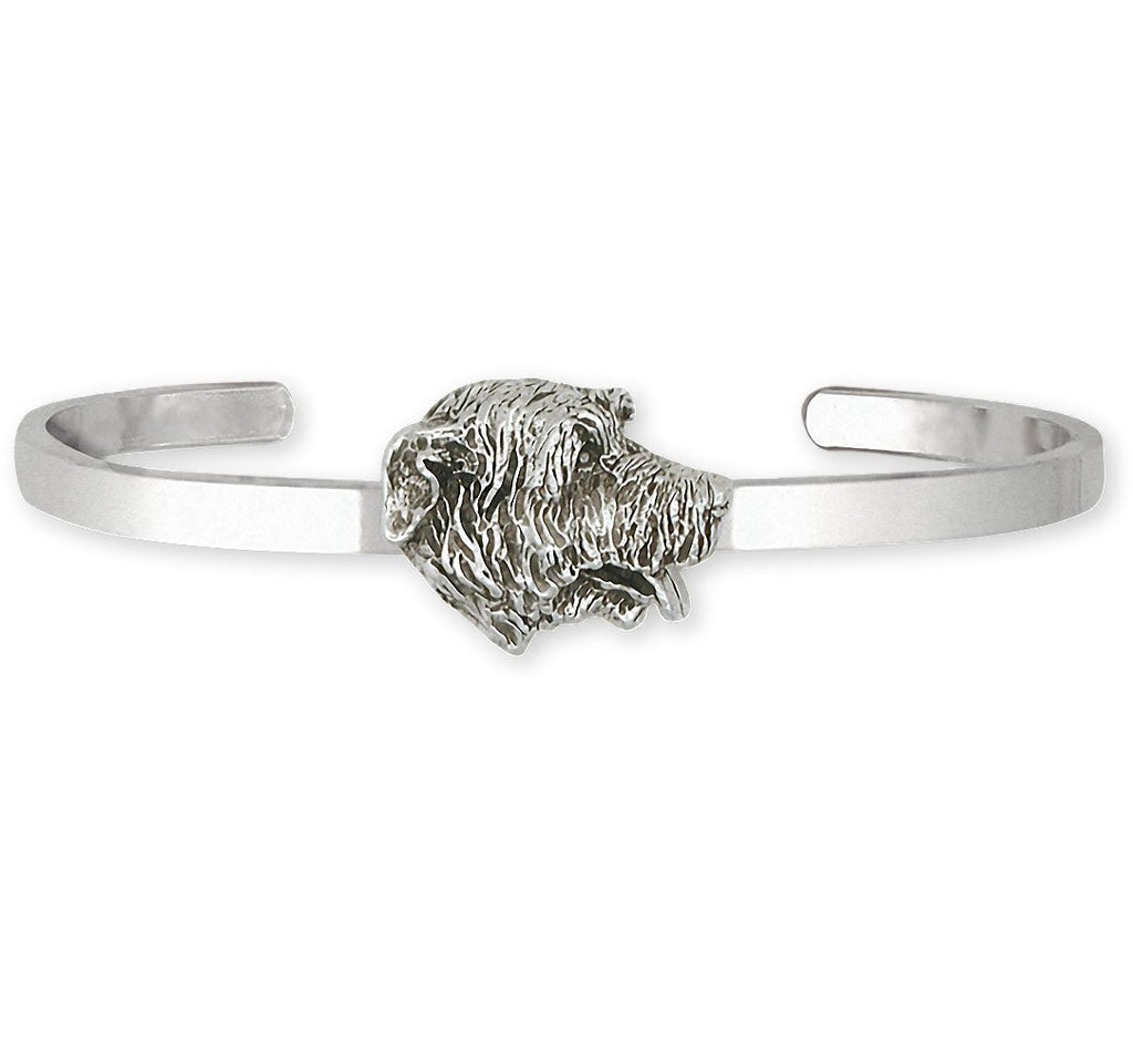 Irish Wolfhound Charms Irish Wolfhound Bracelet Sterling Silver Dog Jewelry Irish Wolfhound jewelry