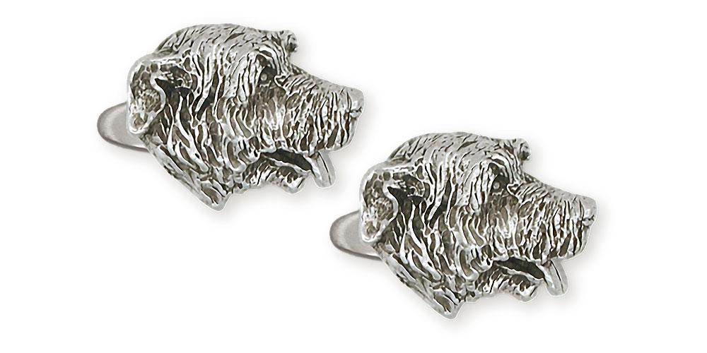 Irish Wolfhound Charms Irish Wolfhound Cufflinks Sterling Silver Dog Jewelry Irish Wolfhound jewelry
