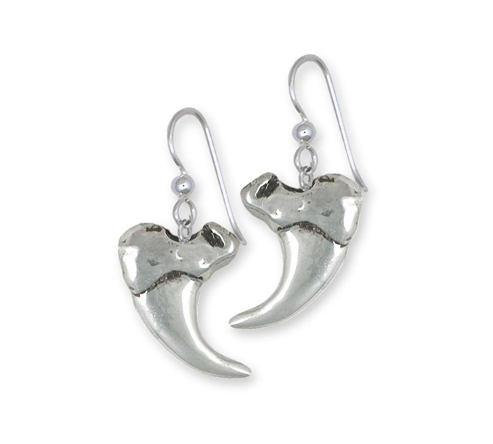 Lion Claw Charms Lion Claw Earrings Sterling Silver Lion Jewelry Lion Claw jewelry