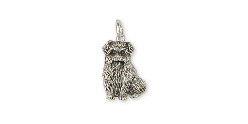 Norfolk Terrier Charms Norfolk Terrier Charm Sterling Silver Dog Jewelry Norfolk Terrier jewelry
