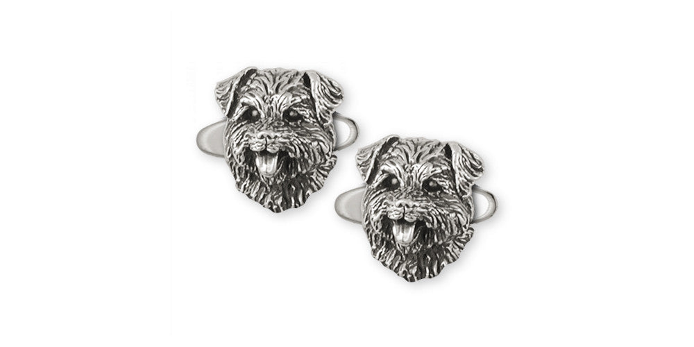 Norfolk Terrier Charms Norfolk Terrier Cufflinks Sterling Silver Dog Jewelry Norfolk Terrier jewelry