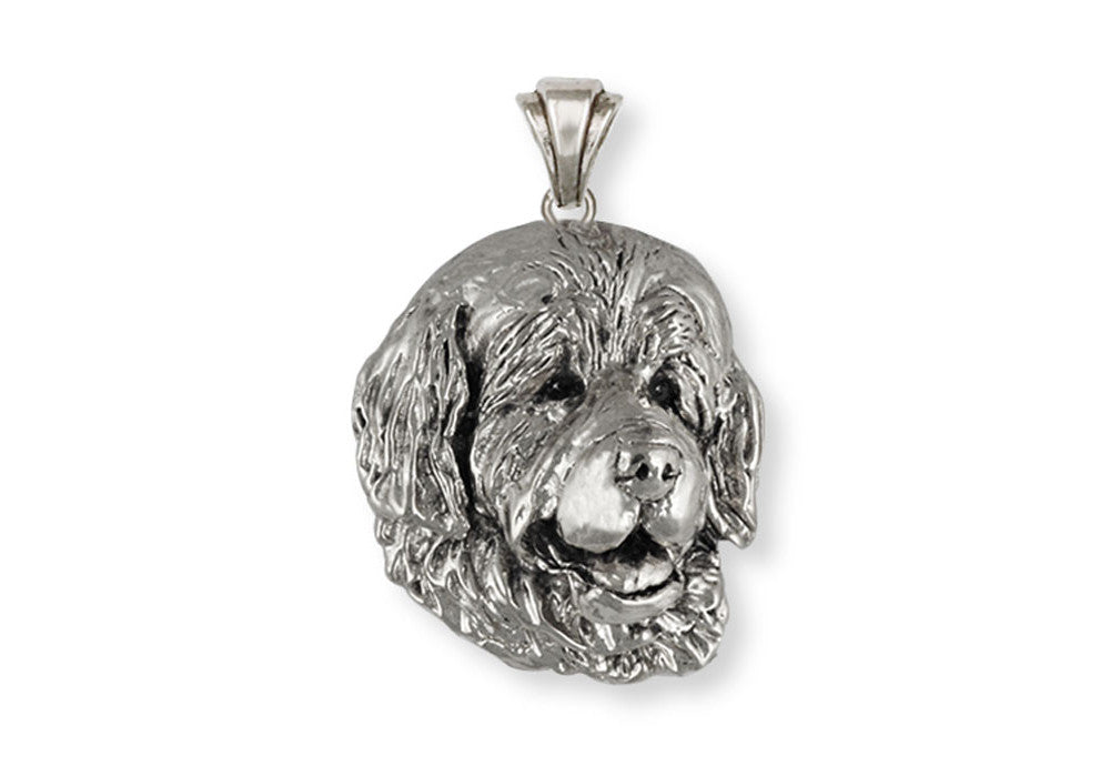 Newfoundland Charm Charms for Bracelets and Necklaces Dog