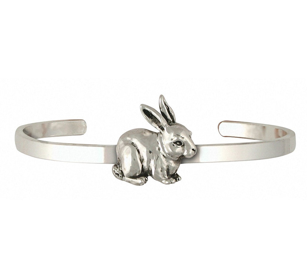 Rabbit Charms Rabbit Bracelet Sterling Silver Rabbit Jewelry Rabbit jewelry
