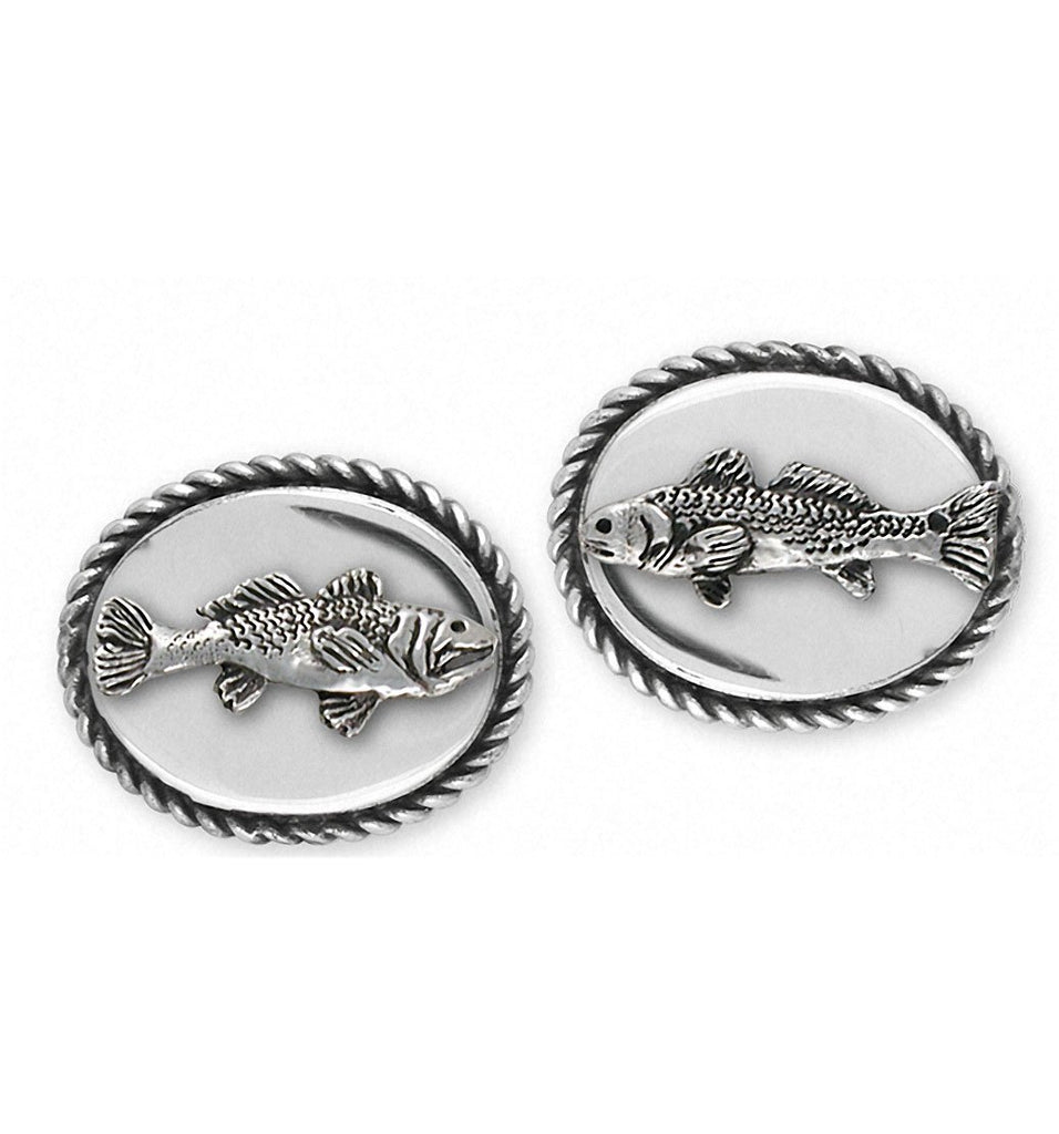 Redfish And Trout Charms Redfish And Trout Cufflinks Sterling Silver Fish Jewelry Redfish And Trout jewelry