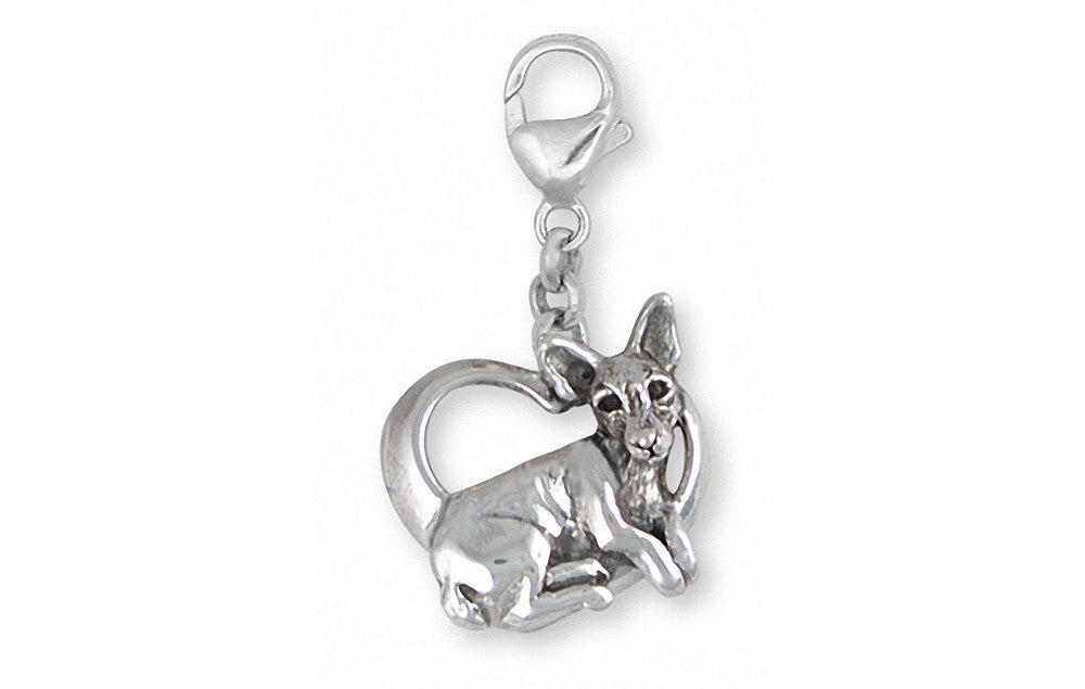 Rat Terrier Charms Rat Terrier Zipper Pull Silver And Gold Dog Jewelry Rat Terrier jewelry