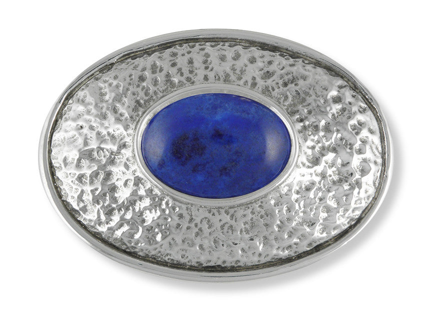 Lapis And Silver Charms Lapis And Silver Belt Buckle Handmade Sterling Silver Mens Jewelry Lapis And Silver jewelry