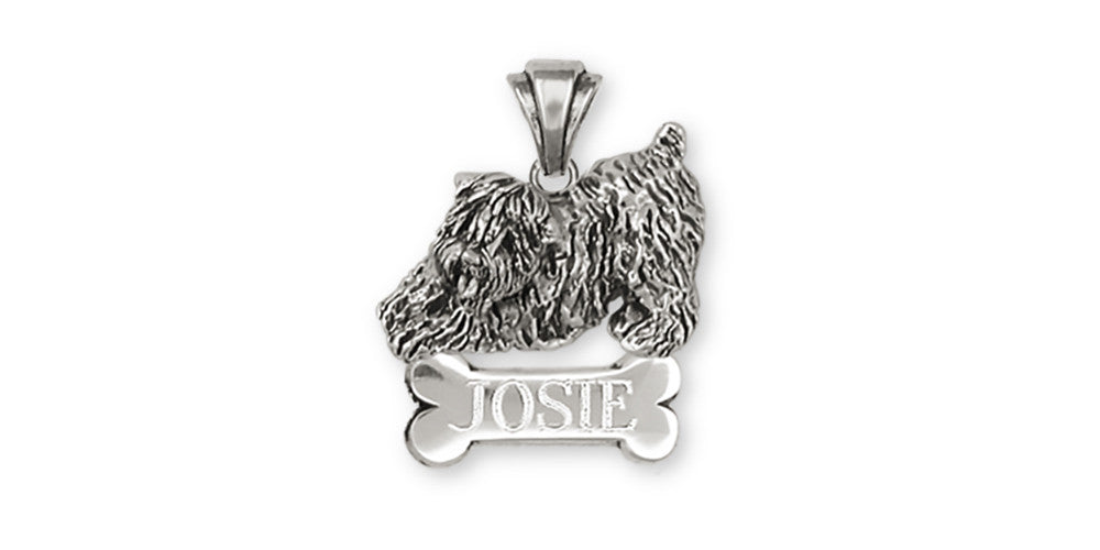 Soft Coated Wheaten Charms Soft Coated Wheaten Personalized Pendant Sterling Silver Dog Jewelry Soft Coated Wheaten jewelry