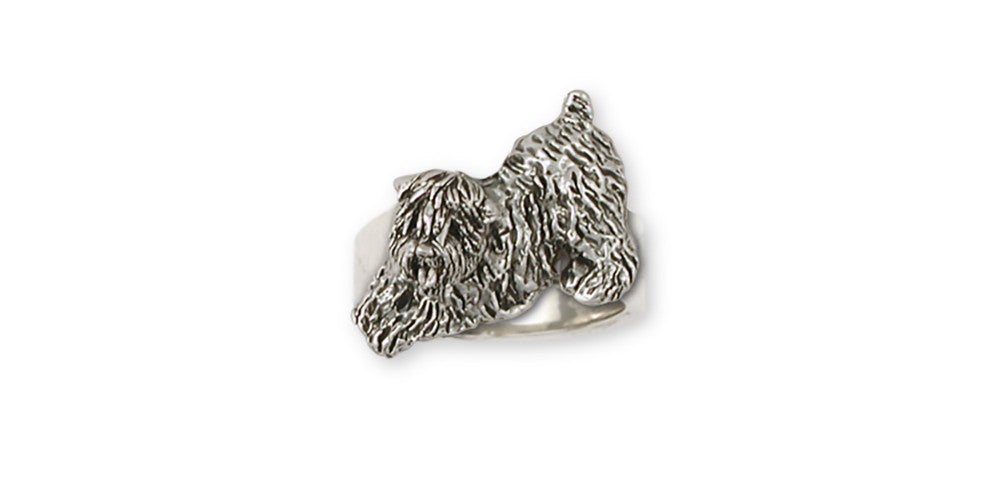 Soft Coated Wheaten Charms Soft Coated Wheaten Ring Sterling Silver Dog Jewelry Soft Coated Wheaten jewelry