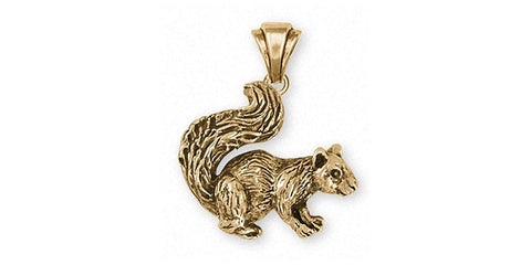 Squirrel charms and squirrel jewelry by esquivel and fees squirrel charms squirrel pendant 14k gold squirrel jewelry squirrel jewelry aloadofball Gallery