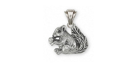 Squirrel charms and squirrel jewelry by esquivel and fees squirrel charms squirrel pendant sterling silver squirrel jewelry squirrel jewelry aloadofball Gallery